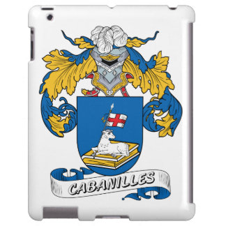 Cabanilles Family Crest