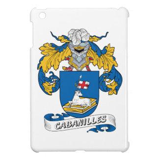 Cabanilles Family Crest iPad Mini Cover