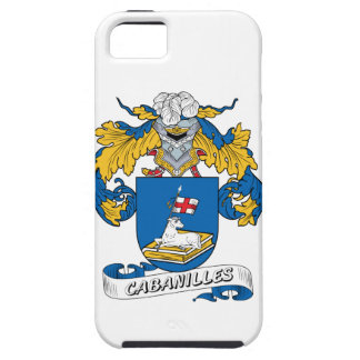 Cabanilles Family Crest iPhone 5 Cover