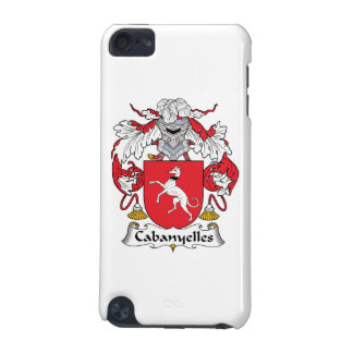Cabanyelles Family Crest iPod Touch 5G Case