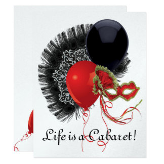 Cabaret Card