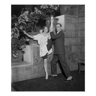 Cabaret Dance Team, 1920s Posters