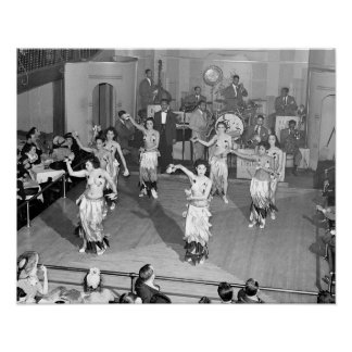 Cabaret Dancers, 1941 Impresiones