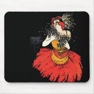 Cabaret de Paris Mouse Pad