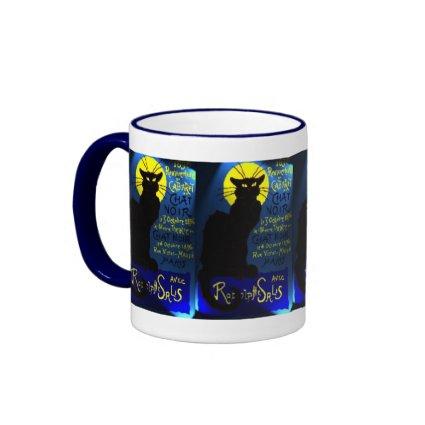 Cabaret du Chat Noir mug