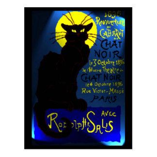 Cabaret du Chat Noir Postcard