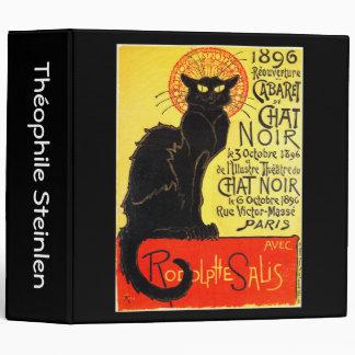 Cabaret du Chat Noir, Steinlen Binder
