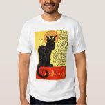 Cabaret du Chat Noir, Steinlen Camisas