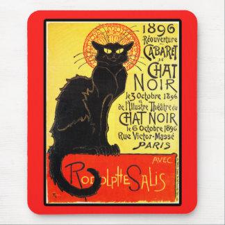 Cabaret du Chat Noir, Steinlen Mouse Pad