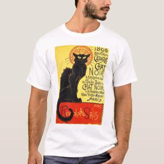 Cabaret du Chat Noir, Steinlen T-Shirt