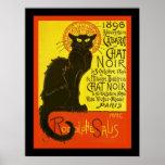 Cabaret du Chat Noir ~ Vintage Advertising Print