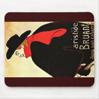 Cabaret Son  By Toulouse-Lautrec Henri De Mousepad