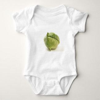 cabbage baby bodysuit