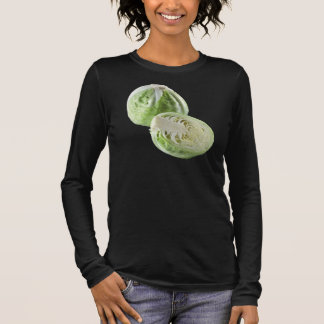 Cabbage Bella Relaxed Fit Long Sleeve T-Shirt