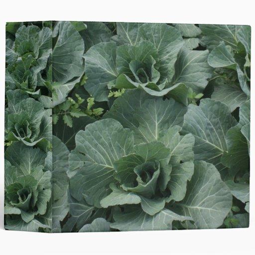 Cabbage Binder