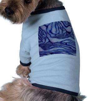 Cabbage Blue Doggie Shirt