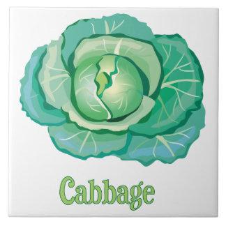 Cabbage Decorative Kitchen Tile