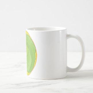 Cabbage Graphic Coffee Mug