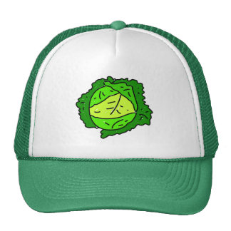 cabbage hats