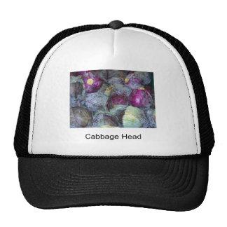Cabbage Head Trucker Hats