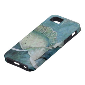 Cabbage Head in Watercolor iPhone SE/5/5s Case
