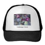 Cabbage Head Trucker Hat