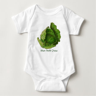 Cabbage in Color Pencil: Mon Petit Chou: French Shirts