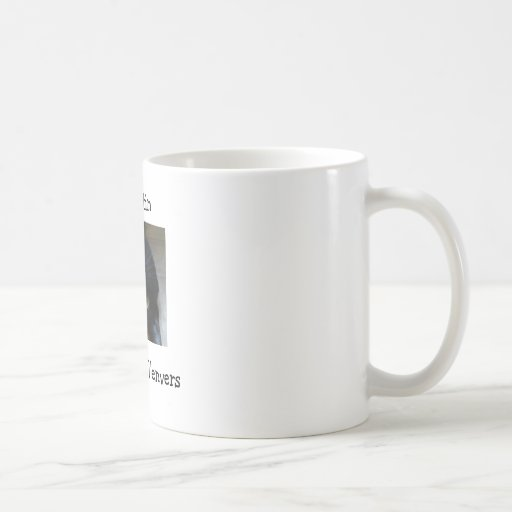 Cabbage in the morning I have the head with back Classic White Coffee Mug