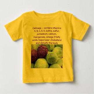 Cabbage infant shirt