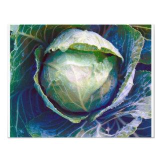 Cabbage Invites