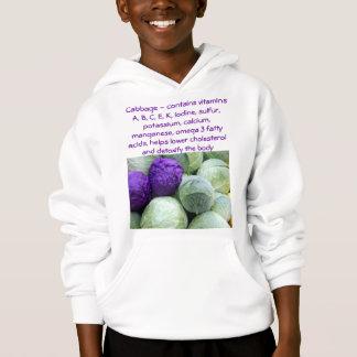 Cabbage kids hoodie