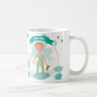 Cabbage·lecció Bon day: Dormilega Coffee Mug