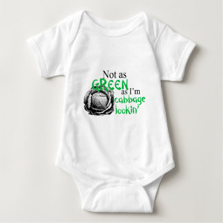 Cabbage Lookin' Baby Bodysuit