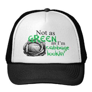 Cabbage Lookin' Trucker Hat