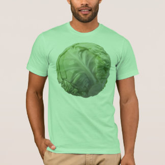 Cabbage Men's Basic American Apparel T-Shirt