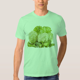 Cabbage Men's Basic American Apparel T-Shirt
