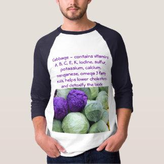 Cabbage mens shirt