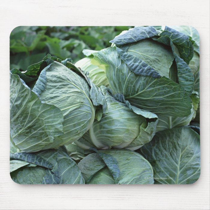 Cabbage Mouse Pad