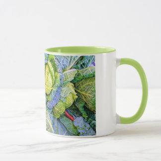 Cabbage Mug