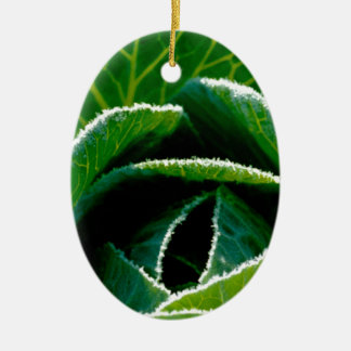 Cabbage one of your five a day christmas tree ornaments