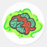 Cabbage Roll Sticker
