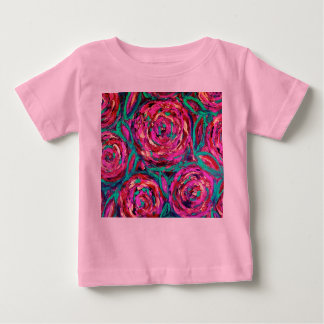 CABBAGE ROSE Infant T-shirt