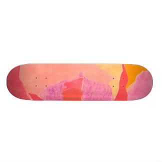 Cabbage Rose IV Skateboard Deck