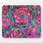 CABBAGE ROSE Mousepad