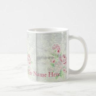 Cabbage Rose Mug