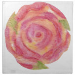 Cabbage Rose Napkins