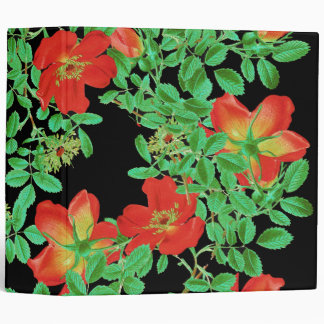 Cabbage Roses Avery Binder