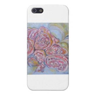 Cabbage Roses iPhone 5 Case