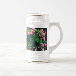 Cabbage Roses Mug