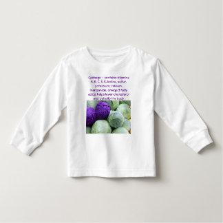 Cabbage toddler shirt
